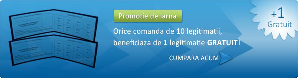 Promotie legitimatii + 1